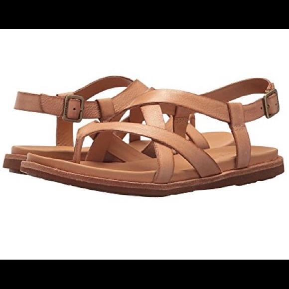 8105617f3d6 Kork Ease Yarbrough light tan sandal 40.5
